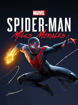 Marvel's Spider-Man: Miles Morales Cover