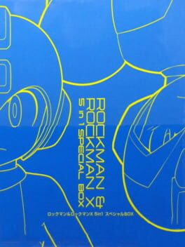 Mega Man & Mega Man X 5in1 Special Box Cover