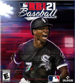 MLB RBI Baseball 21 Cover