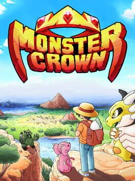 Monster Crown Cover