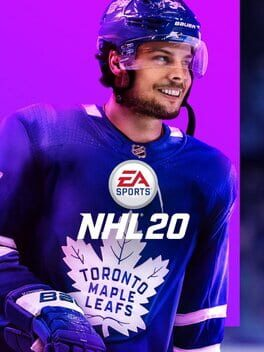 NHL 20 Cover