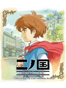 Ni no Kuni: Wrath of the White Witch for Nintendo Switch