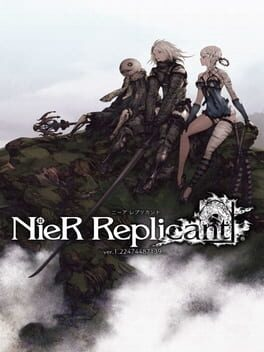NieR Replicant Ver.1.22474487139... Cover