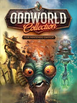 Oddworld Collection Cover
