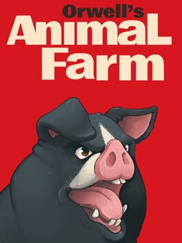 Orwell's Animal Farm Cover