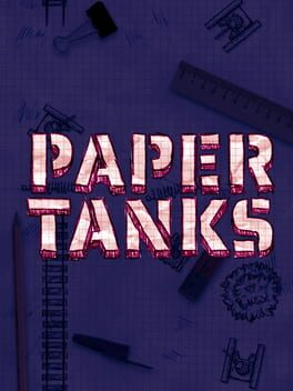 PAPER TANKS Cover