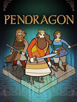 Pendragon Cover