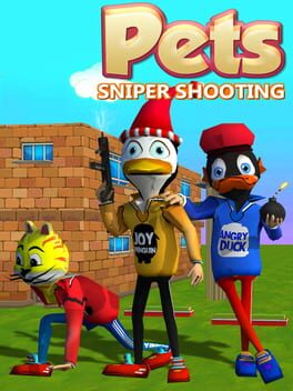 Pets Sniper Shooting Cover