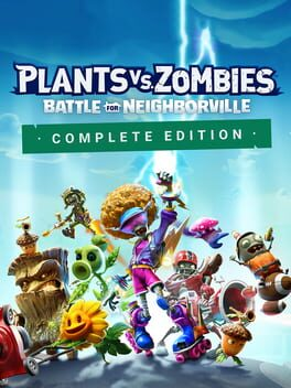 Plants vs. Zombies: Battle for Neighborville - Complete Edition Cover