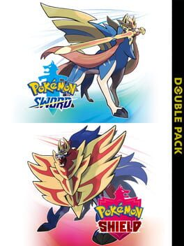 Pokémon Sword & Pokémon Shield Double Pack