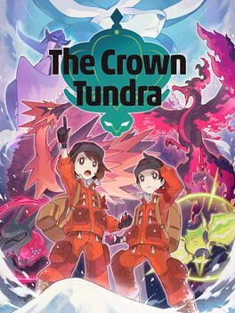 Pokémon Sword and Shield: The Crown Tundra