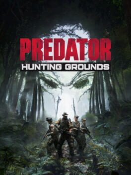 Predator: Hunting Grounds Cover