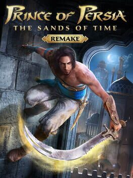 Prince of Persia: The Sands of Time - Remake Cover