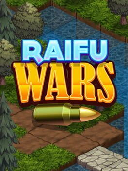 Raifu Wars Cover