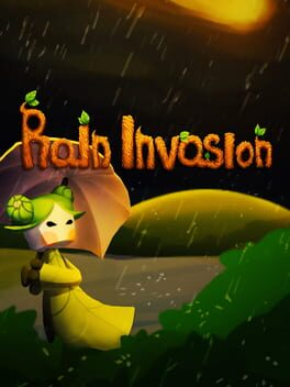 Rain Invasion Cover