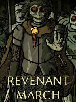 Revenant March Cover