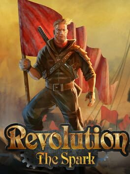 Revolution: The Spark Cover