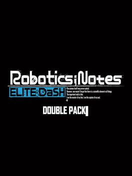 Robotics;Notes Double Pack Cover