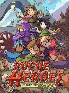 Rogue Heroes: Ruins of Tasos Cover