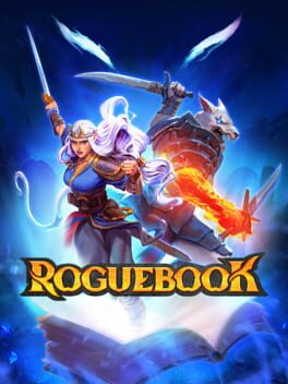Roguebook Cover