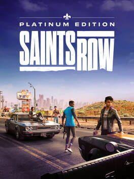 Saints Row: Platinum Edition