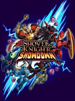 Shovel Knight Showdown Cover