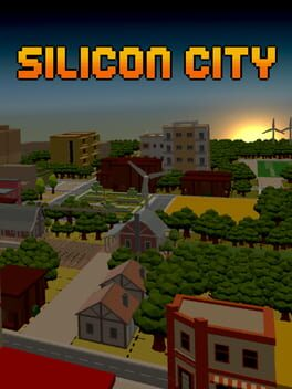 Silicon City Cover