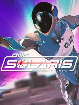 Solaris: Offworld Combat Cover