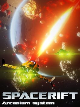 SPACERIFT: Arcanum System Cover