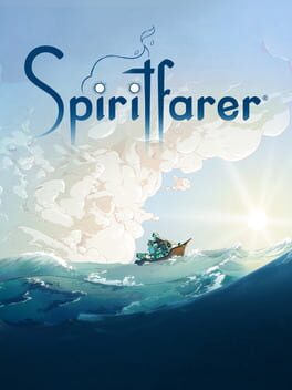 Spiritfarer Cover