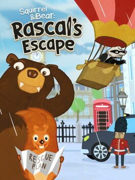 Squirrel & Bear: Rascal's Escape