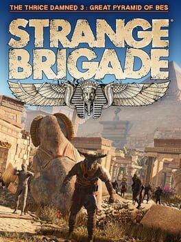 Strange Brigade: The Thrice Damned 3 - Great Pyramid of Bes