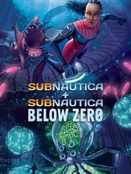 Subnautica + Subnautica Below Zero Double Pack