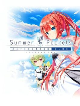 Summer Pockets Reflection Blue Cover
