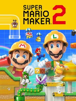 Super Mario Maker 2 Cover