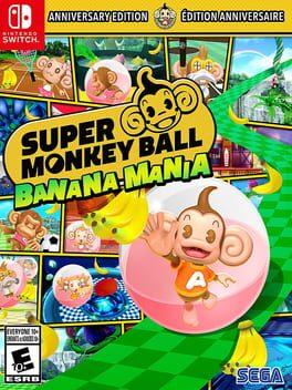 Super Monkey Ball: Banana Mania - Anniversary Edition