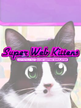 Super Web Kittens: Act I Cover