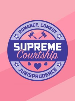 Supreme Courtship Cover