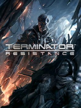 Terminator: Resistance Cover