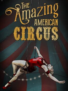 The Amazing American Circus Cover