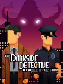 The Darkside Detective : A Fumble in the Dark