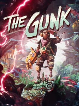The Gunk Cover