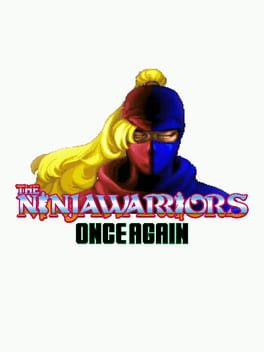 The Ninja Warriors Once Again Cover