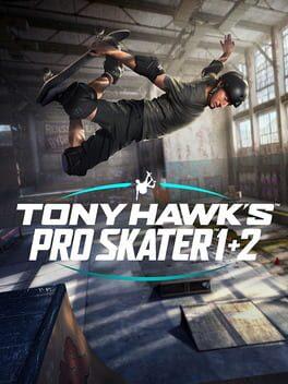 Tony Hawk's Pro Skater 1+2 Cover