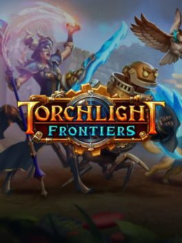 Torchlight Frontiers Cover