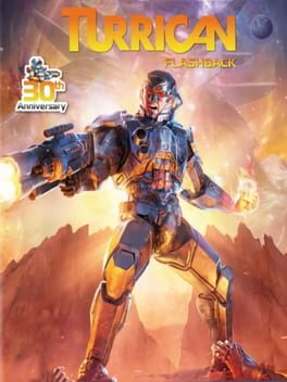 Turrican Flashback Cover