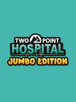 Two Point Hospital: Jumbo Edition Cover