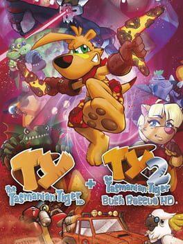TY the Tasmanian Tiger HD + TY the Tasmanian Tiger 2: Bush Rescue HD Bundle