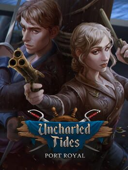 Uncharted Tides: Port Royal Cover
