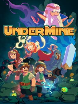 UnderMine Cover